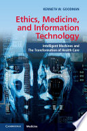 Ethics  Medicine  and Information Technology