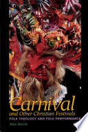 Carnival and Other Christian Festivals Book PDF