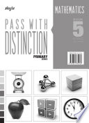 Pass With Distinction Primary Mathematics Book 5 Answers Booklet