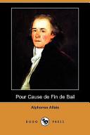 Pour Cause De Fin De Bail