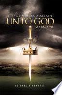 Honor Man As A Servant Unto God : ...
