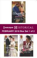 harlequin historical february 2018 box set 1 of 2