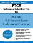 FTCE Professional Education Test 083