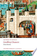 Geoffrey Chaucer  Authors in Context