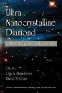 Ultrananocrystalline Diamond