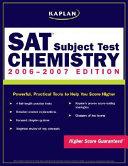 Kaplan SAT  Chemistry