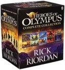 HEROES OF OLYMPUS BOX SET   5 TITLES