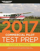 Commercial Pilot Test Prep 2017