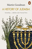 A History of Judaism Book