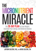 download ebook the micronutrient miracle pdf epub