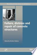 Failure  Distress and Repair of Concrete Structures