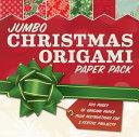 Jumbo Christmas Origami Paper Pack