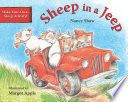 Sheep in a Jeep Nancy E. Shaw Cover