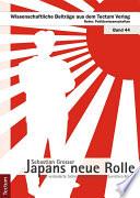 Japans neue Rolle