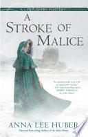 A Stroke of Malice Book PDF