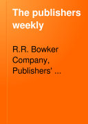 Book The Publishers Weekly