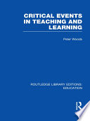 Critical Events in Teaching   Learning