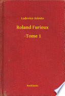 illustration Roland Furieux - -Tome 1