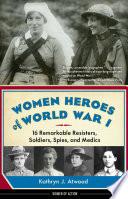 Book Women Heroes of World War I