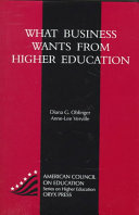 What Business Wants from Higher Education