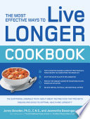 The Most Effective Ways to Live Longer Cookbook