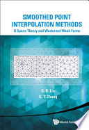 Smoothed Point Interpolation Methods