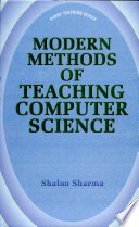 Modern Methods of Teaching Computer Science