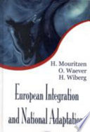 European Integration and National Adaptations