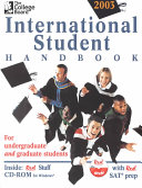 The College Board International Student Handbook 2003