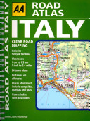 download ebook aa road atlas italy pdf epub