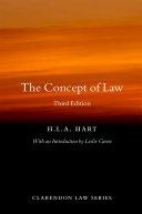 download ebook the concept of law pdf epub