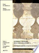 Superfici murarie dell edilizia storica  Ediz  italiana e inglese
