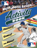 Major League Baseball Activity Book