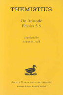 Themistius  On Aristotle Physics 5 8