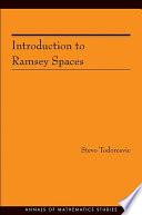 Introduction to Ramsey Spaces  AM 174
