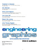 Engineering graphics  with Computer graphics