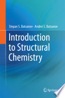 Introduction To Structural Chemistry book