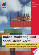 Online Marketing  und Social Media Recht