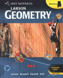 Larson Geometry Common Core Alabama
