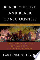 Black Culture and Black Consciousness