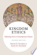 Kingdom Ethics  2nd ed
