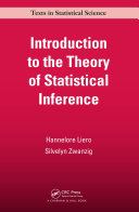 download ebook introduction to the theory of statistical inference pdf epub