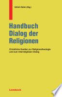 Handbuch Dialog der Religionen