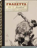 The Frazetta Sketchbook With J David Spurlock The Bestselling Author Of