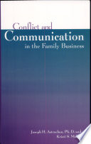 download ebook conflict and communication in the family business pdf epub
