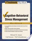Cognitive Behavioral Stress Management