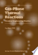 Gas Phase Thermal Reactions book