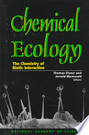 Chemical Ecology To Advancement Of The Field