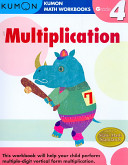 Kumon  Multiplication