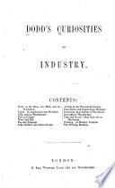 Dodd's Curiosities of Industry